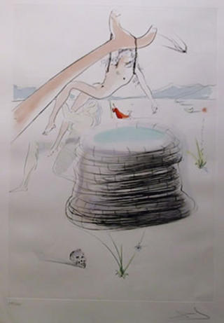 Joseph (from the Series Our Historical Heritage) by Salvador Dalí