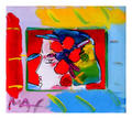 Profile II by Peter Max