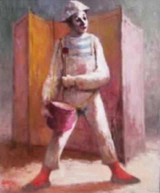 Clown by Alfieri