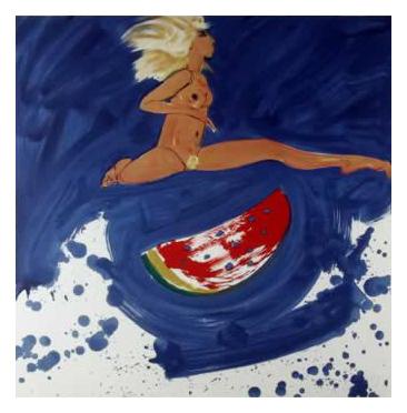 Watermelon by Robert Beauchamp