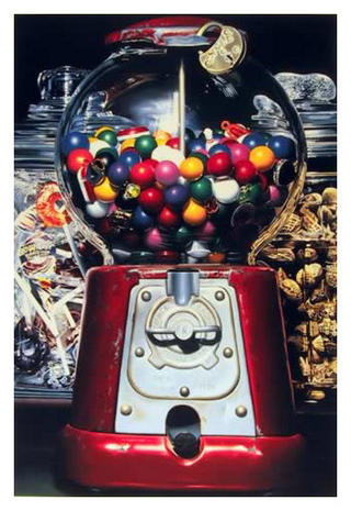 Gumball Xv Original Art By Charles Bell Picassomio