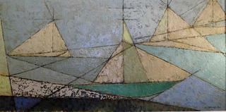 Boats by Miriam Bromberg