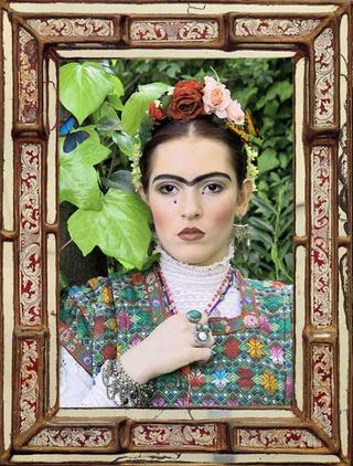 Frida Kahlo - The Surrealist (from the Self Portraits of Others) by Dellfina&Dellacroix