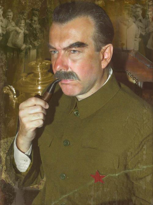 Josef Stalin - Communist Leader Mass Killer (from the Metamorphosis Series) by Dellfina&Dellacroix