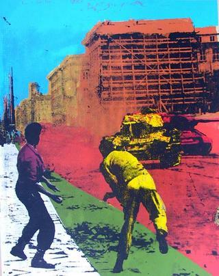 Berlin Riot by Dellfina&Dellacroix