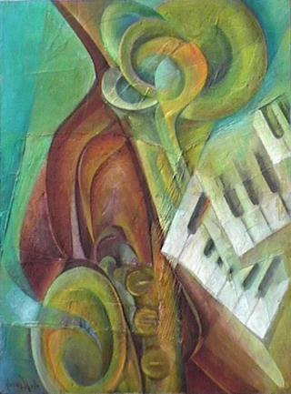 Slow Dance by A.I. Delgado