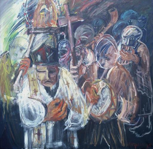 The Pocession by Ricardo Vivanco