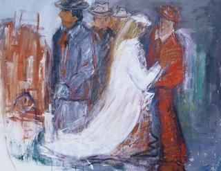 The Farewell by Ricardo Vivanco