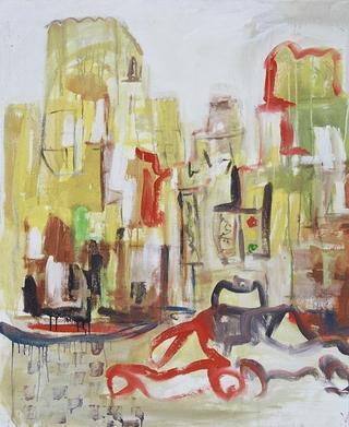 Cityscape by Ricardo Vivanco