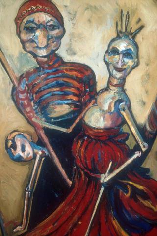 The Puppets by Kelleen Sullivan