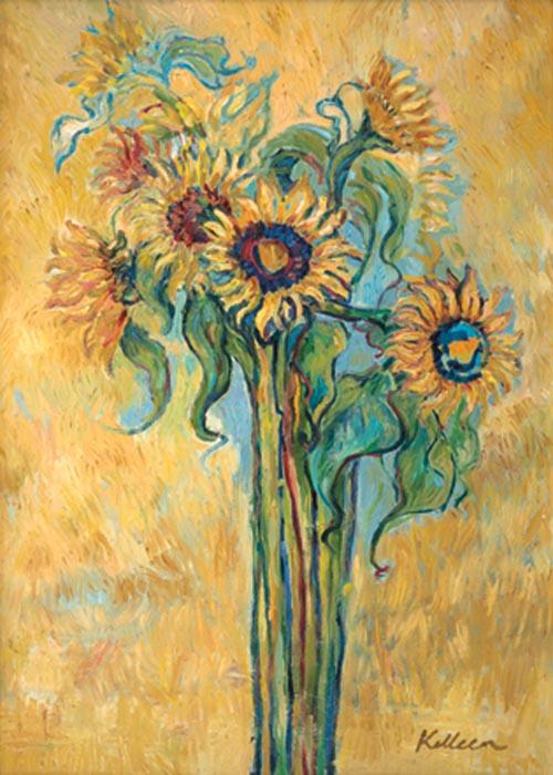 Sunflowers by Kelleen Sullivan