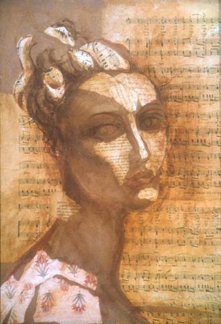 La Femme Musique by Kelleen Sullivan
