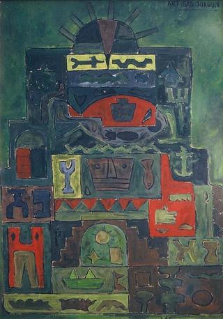 Constructive Composition by Joaquín Artigas