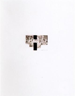 Rem i Pala (from the A Peu Pel Llibre Portfolio) by Eduardo Chillida