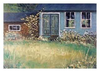 Green Studio by David Cain