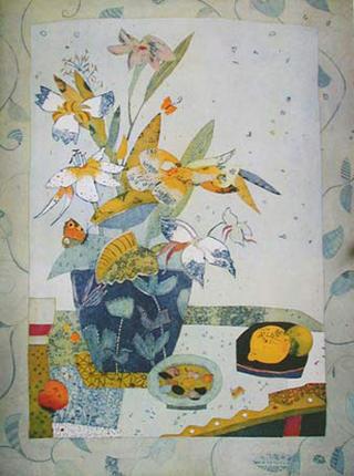 Blütensilber by Jutta Votteler