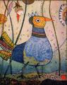 Vogelspaziergang (Bird Walk) by Jutta Votteler