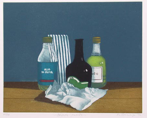 Natura Morta (Natura Morta) by Michael Renninger