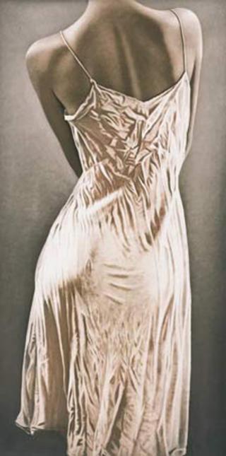 Seide 2000 (Silk 2000) by Willi Kissmer