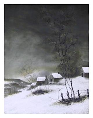 Village by Bernard Charoy