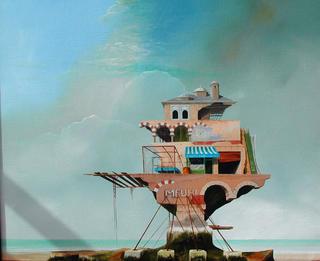 Lucky Corner by Hervé Petit