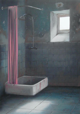 The Shower by Claude Lazar
