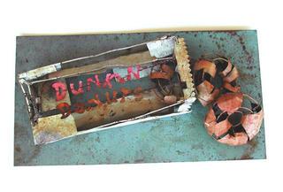 Dunkin Donuts by Pablo Lozano