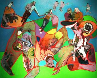 Untitled by Gerard Guyomard