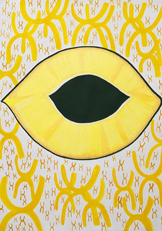 Eye by Mónica Alvarez Carreño
