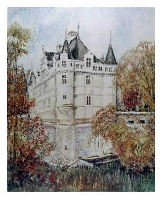 French Castle II by William Collier