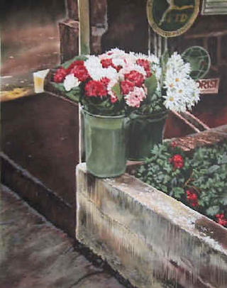 Flower Pots by Joseph Correale