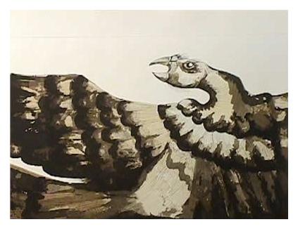 Condor II by Víctor Delfín