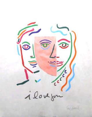 I Love You by Wayne Ensrud