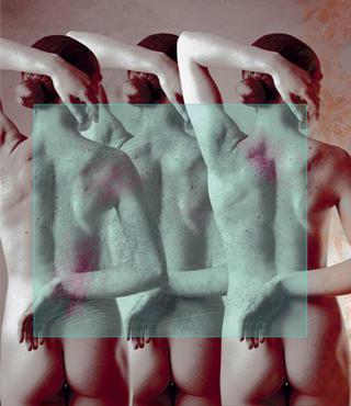 Three Graces by Antonio Román