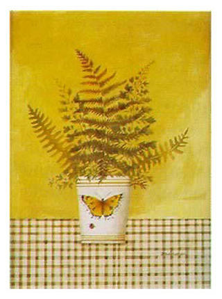 Butterfly Cup by Mary Faulconer