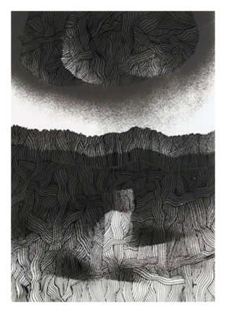 Masada VI by Walter Feldman