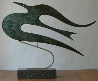 Flying Bird by Pablo Daza