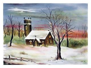 Church by Fioravanti