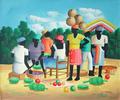 Market Folk by Jean Walton