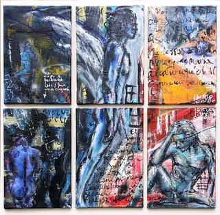 "Puzzlangel by Thierry  ""Deth"" Delsart"