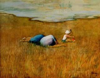 Taking a Rest by Ricardo Gomez