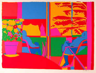 Kaleidoscope IV by John Grillo