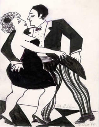 Tango by John Grillo