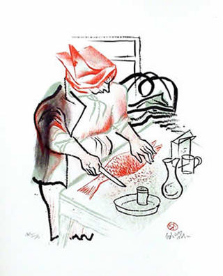 Untitled by William Gropper