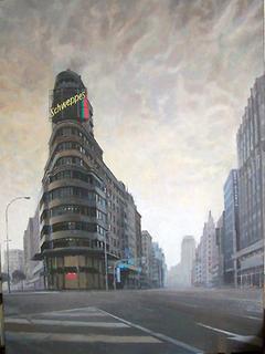 Capitol by Xenxo Sánchez