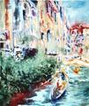 Venice by Malka Tsentsiper