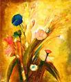 Flowers by Anastas Kamburov