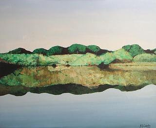 Reflection I by Antonio Sanchez Cabello