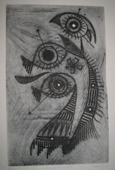 Picasso S Eyes I Original Art By Rafael Alberti Picassomio
