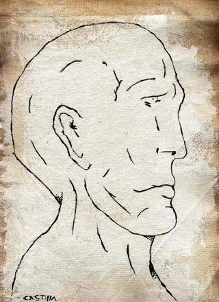 Essay: Four Facets of the Face III by Juan Manuel Castilla Delgado